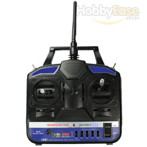 TOPEDGE 6SG 6-Channel 2.4G Radio System