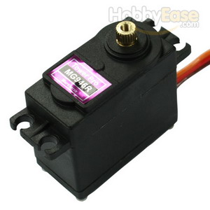 TowerPro MG946R Digital Metal Gear Servo (13kg-cm / 180.6oz-in / 0.17sec)