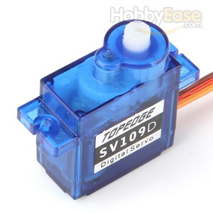 TOPEDGE 9g Digital Servo (1.9kg-cm / 26.4oz-in / 0.08sec)