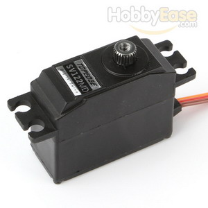 TOPEDGE Digital Metal Gear Servo (2.9kg-cm / 40.3oz-in / 0.09sec)