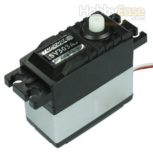 TOPEDGE Analog Servo w/ Heat Sink (3kg-cm / 41.67oz-in / 0.2sec)