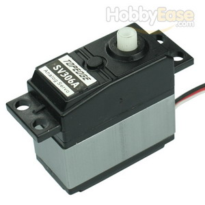 TOPEDGE Analog Servo w/ Heat Sink (6kg-cm / 83.33oz-in / 0.2sec)