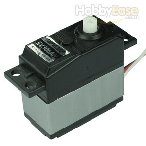 TOPEDGE Analog Waterproof Servo w/ Heat Sink (6kg-cm / 83.33oz-in / 0.2sec)
