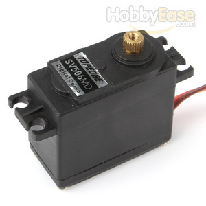 TOPEDGE Digital Metal Gear Servo (6.5kg-cm / 90.3oz-in / 0.12sec)