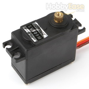 TOPEDGE Analog Metal Gear Servo (10.5kg-cm / 145.8oz-in / 0.13sec)