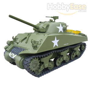 1/6 M4A3 Sherman Tank - 75mm Gun GP RTR