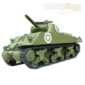 1/6 M4A3 Sherman RC Tank - 105mm Howitzer(Gas Powered)