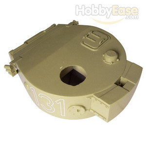 Turret for T611A Tiger Tank
