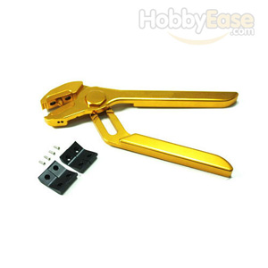 Golden Aluminum Multifunctional Pliers