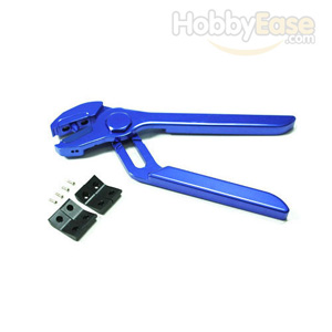 Blue Aluminum Multifunctional Pliers