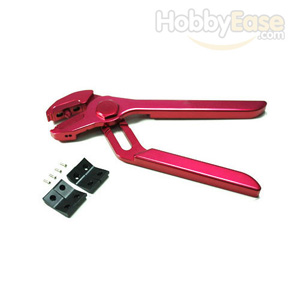 Red Aluminum Multifunctional Pliers