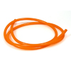 Orange Silicone Fuel Line 100cm
