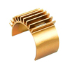 Golden Aluminum Motor Heat Sink(for 280 motor)
