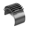 Black Aluminum Motor Heat Sink(for 280 motor)
