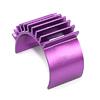 Purple Aluminum Motor Heat Sink(for 280 motor)