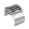 Silver Aluminum Motor Heat Sink(for 280 motor)