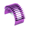 Purple Aluminum Motor Heat Sink(for 360 motor) [52503P]