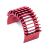 Red Aluminum Motor Heat Sink(for 360 motor) [52503R]