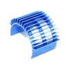 Blue Aluminum Motor Heat Sink(for 540,550,560 motor)