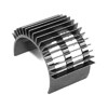 Black Aluminum Motor Heat Sink(for 540,550,560 motor) [52505K]