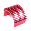 Red Aluminum Motor Heat Sink(for 540,550,560 motor)