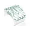 Silver Aluminum Motor Heat Sink(for 540,550,560 motor) [52505S]