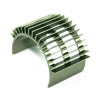 Titanium Color Aluminum Motor Heat Sink(for 540,550,560 motor) [52505T]
