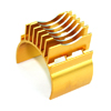 Golden Aluminum Motor Heat Sink(for 540,550,560 motor) [52506A]