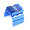 Blue Aluminum Motor Heat Sink(for 540,550,560 motor) [52506B]