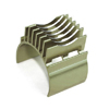 Titanium Color Aluminum Motor Heat Sink(for 540,550,560 motor)