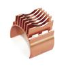 Brown Aluminum Motor Heat Sink(for 540,550,560 motor)