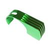 Green Aluminum Hook-like Motor Heat Sink(for 540,550,560 motor)