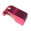 Red Aluminum Hook-like Motor Heat Sink(for 540/550/560 motor)