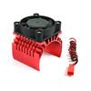 Motor Heat Sink w/ Fan (40mm)