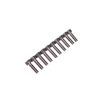 M3*10 Stainless Steel Flat Head Hex Screws(10pcs)
