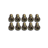 3*6PM Titanium Button Head Philips Screws 10PCS