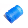 Blue 1/10 Silicone Exhaust Coupler