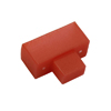 Red Silicone Switch Protector