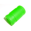 Green 1/8 silicone exhaust coupler