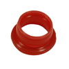 Red 1/8 Silicone Engine and Exhaust Coupler
