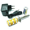 Gold Aluminum Glow Starter(w/ sc battery & charger)