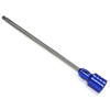 Blue Aluminum Starter Rod For Helicopter [51604B]