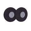 Ø70*24mm Sponge Wheels(2PCS)