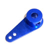 Blue Aluminum Rudder Arm for Boat