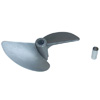 Aluminum Two-blade Propeller w/ 5mm Converter-478(D78*P1.4)