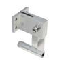 Silver Aluminum Flex Shaft Strut[Medium]-h=60mm(1set)