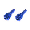 Blue Aluminum Water Outlet-Large(2pcs) [BP224B]