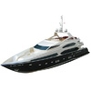 Sunseeker Tri-deck Luxury Yacht 1280GP260(A)