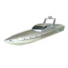Fishing Boat 810EP(Silver)