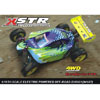 HSP(HISPEED) XSTR 1/10th scale EP off-road buggy